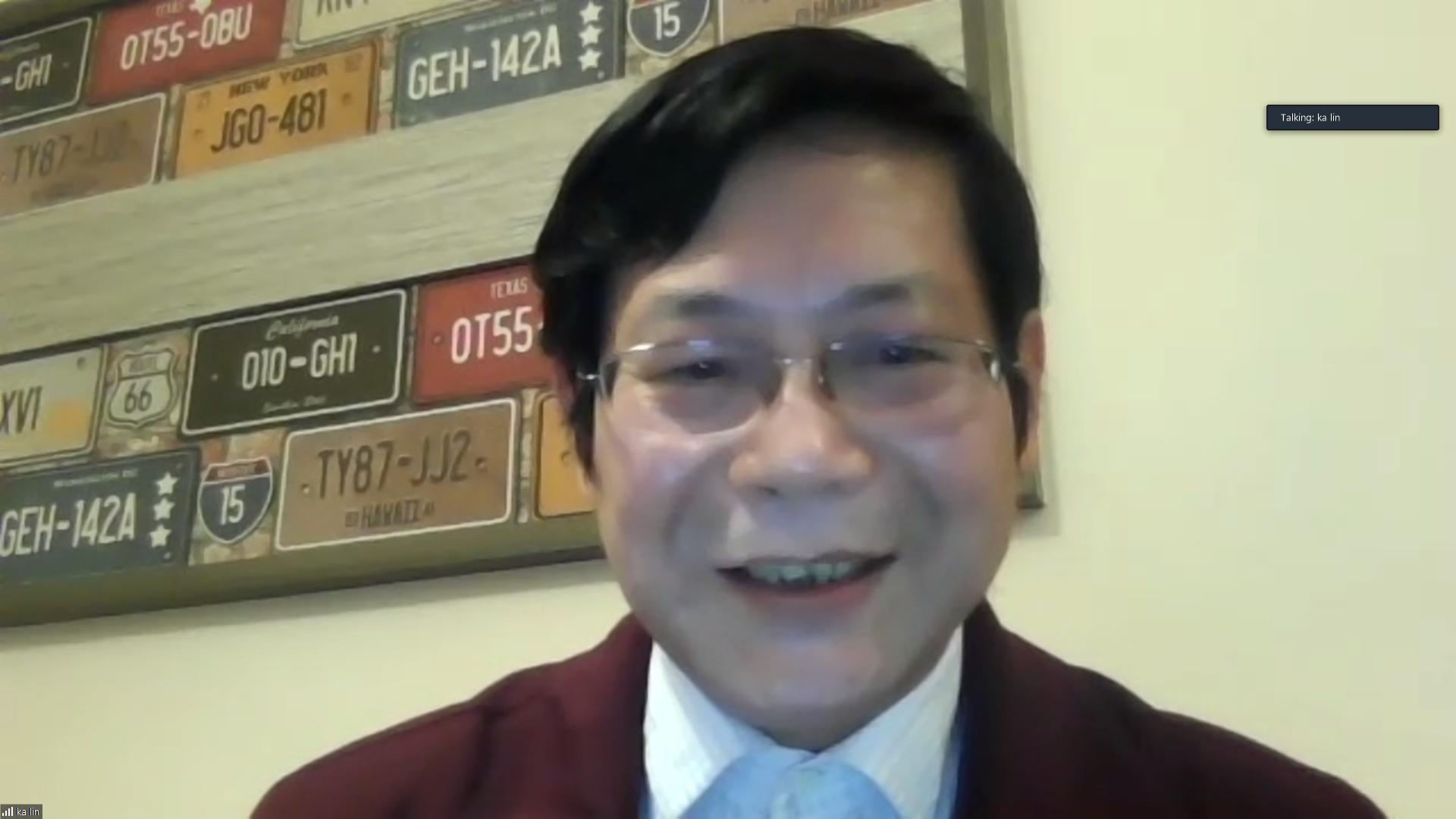 Prof. Lin Ka