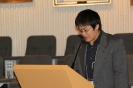 Conference on Comparative Research On Social Welfare Policies In Chinese Socleties_129