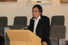 Conference on Comparative Research On Social Welfare Policies In Chinese Socleties_59